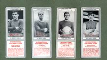 TRADE cards set Typhoo Tea Football Stars, Georgie Best, bob Charlton